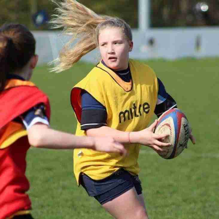 Exciting News for Girls Rugby