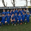 Shoreham U18's win in cup semi to reach Youth Cup final - Happiness & joy all around