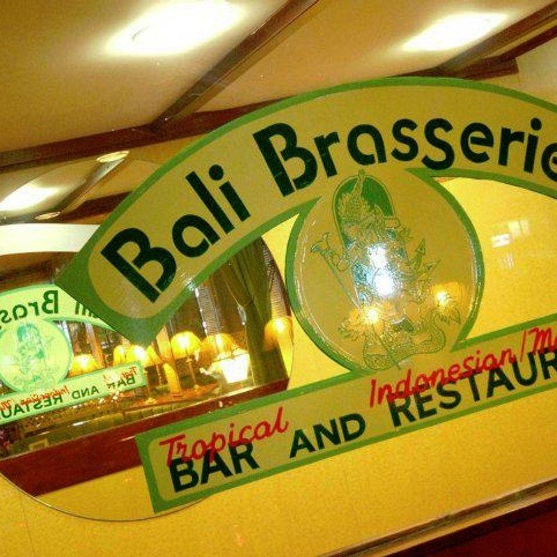 Bali Brasserie - End of Season Bash 2017