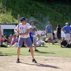 Softball Challenge (all welcome)