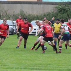 Newbold RFC vs Lutterworth RFC