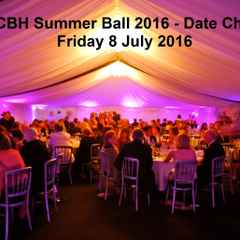 Summer Ball Date Change to 8 July TICKETS NOW AVAILABLE