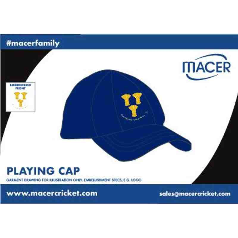 CBHCC Playing Cap