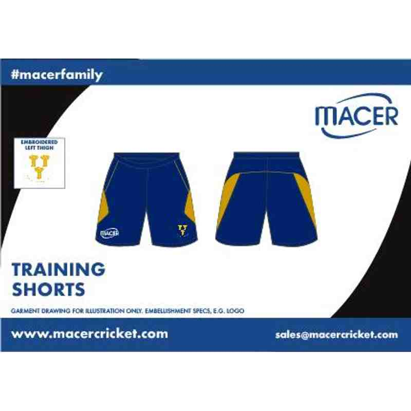 CBHCC Training Shorts