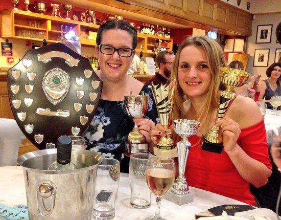 2016 Cheshire Woman's League Dinner