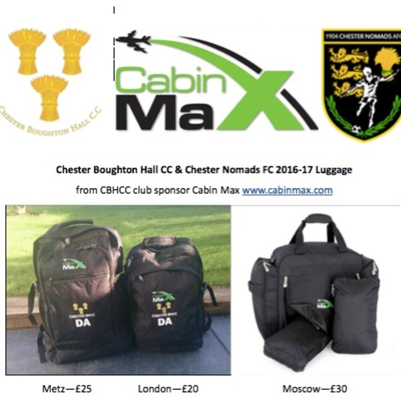 Cabin Max Christmas Orders by 4 December