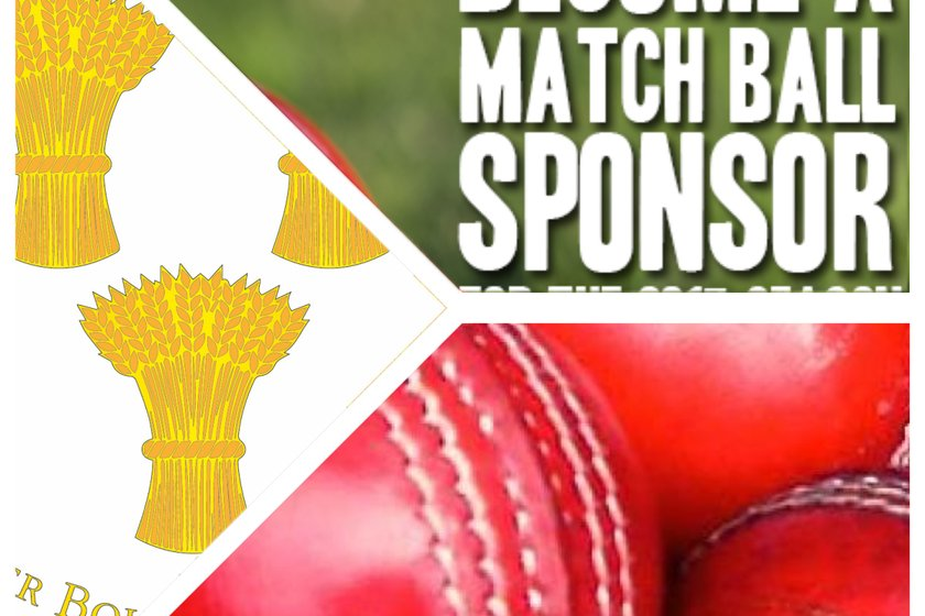 Be a CBH match ball sponsor in 2017