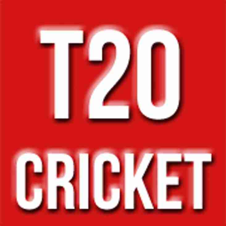 2s in T20 action on Tuesday