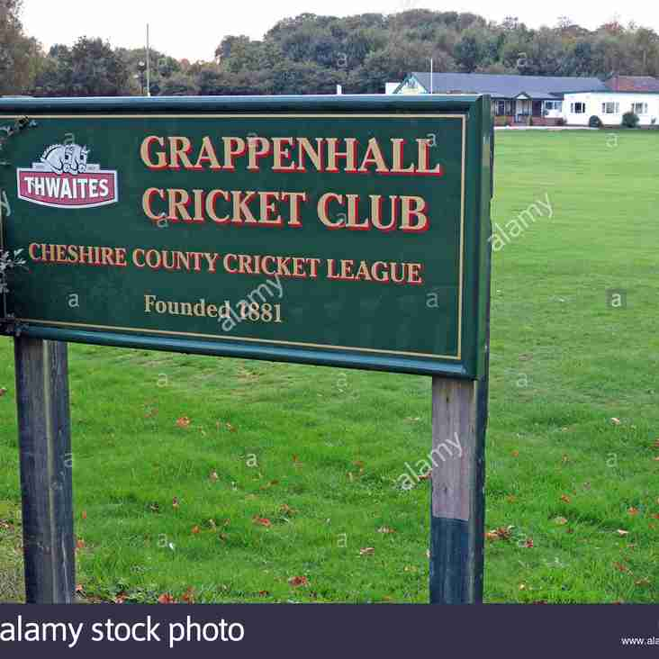 Grappenhall v CBH LIVE!