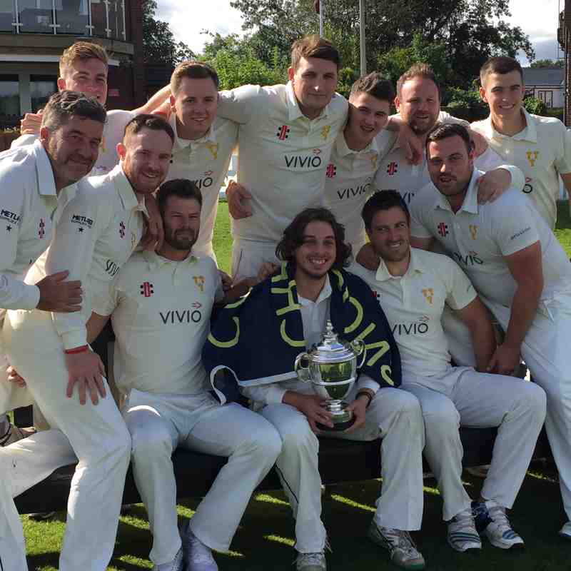 CBH League Champions 2017