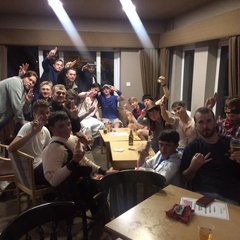 CBH end of season party 2017