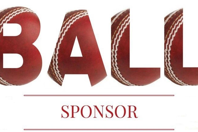 Help us with ball sponsorship in 2018