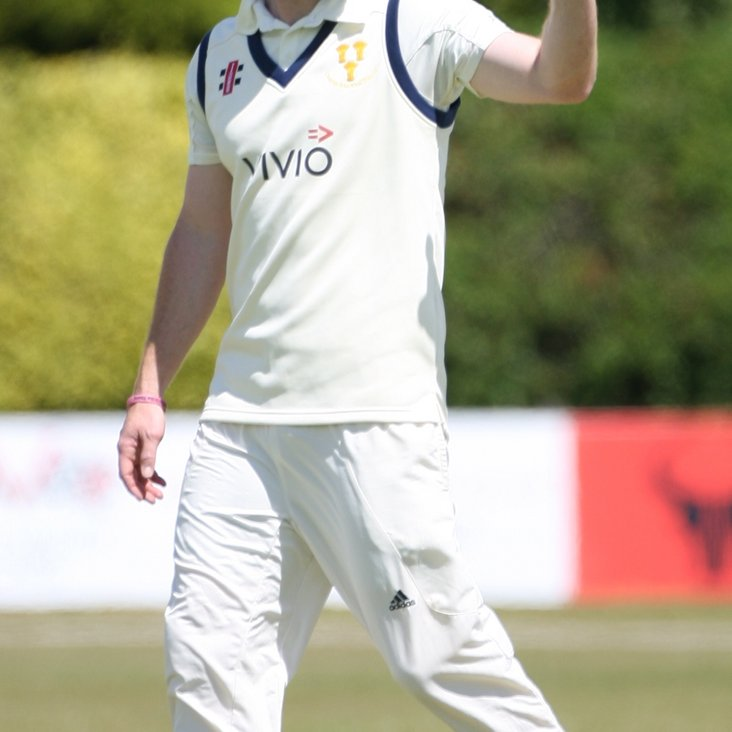 Rick Moore named as Cheshire one day captain<