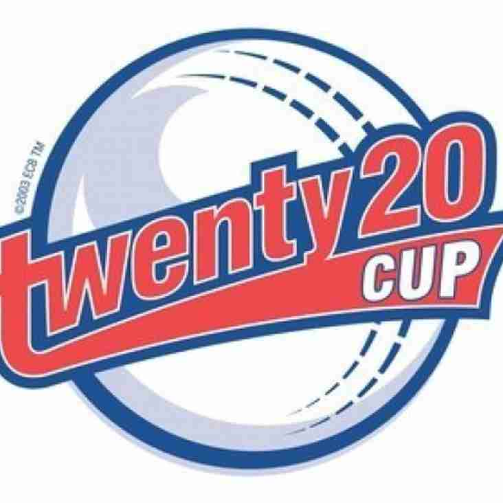 T20 games due tonight