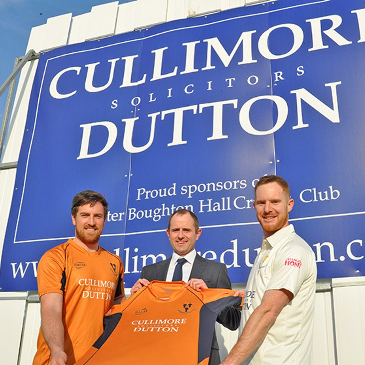 Welcome onboard Cullimore Dutton!<