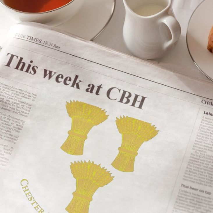 This week at CBH<