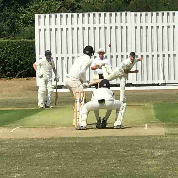 Jack takes lead in winter nets