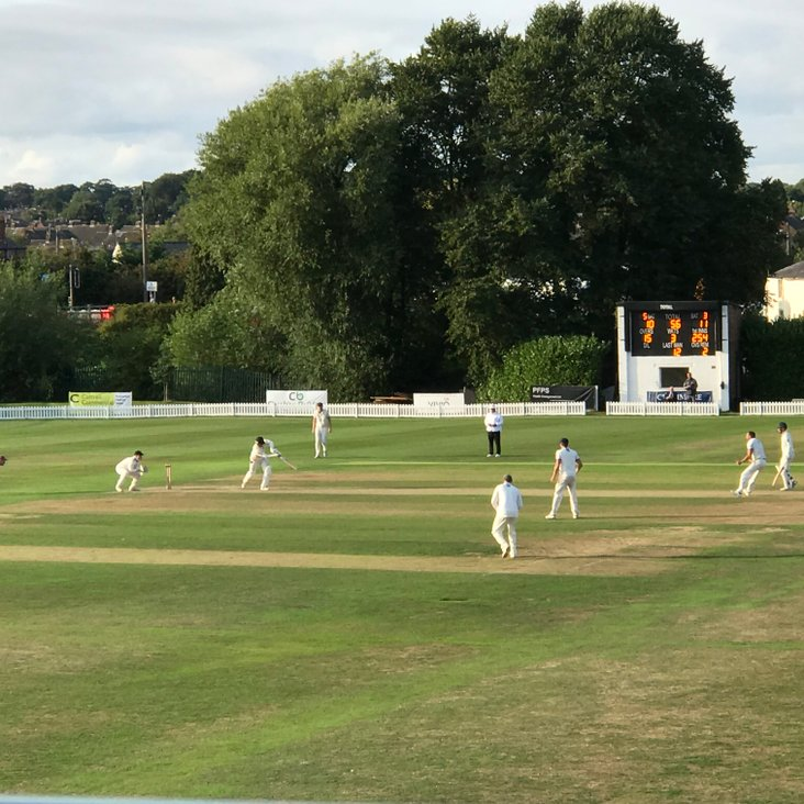 Rick in the runs as Cheshire make inroads on day one<