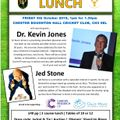 Sportsman's Lunch, Friday 5 October