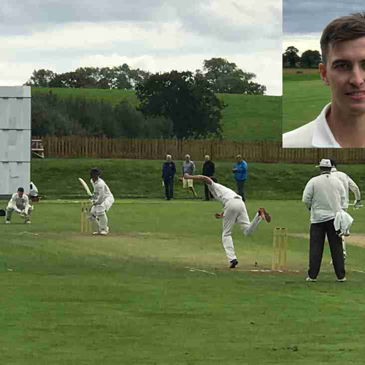 50 wickets for Jack in Bramhall win as CBH are runners-up