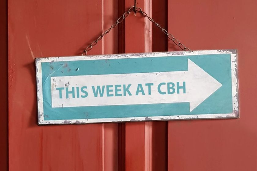 Busy week ahead at CBH