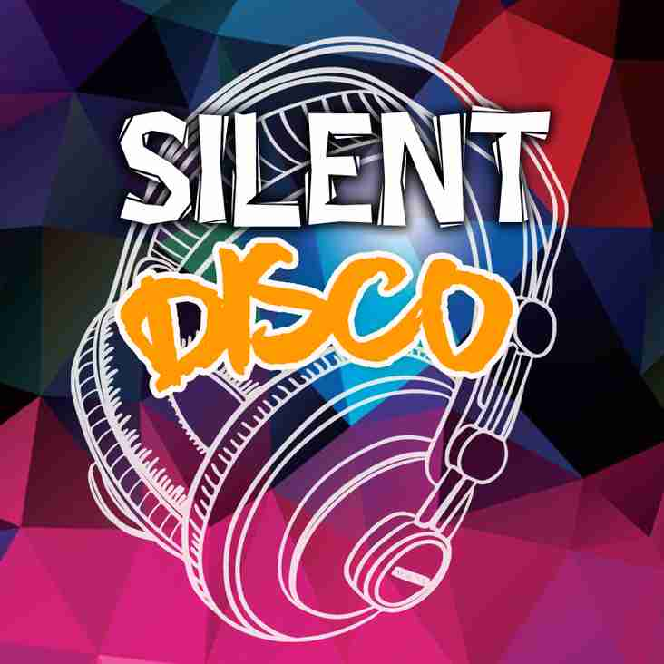 Silent disco and pre-season supper, Friday 19 April