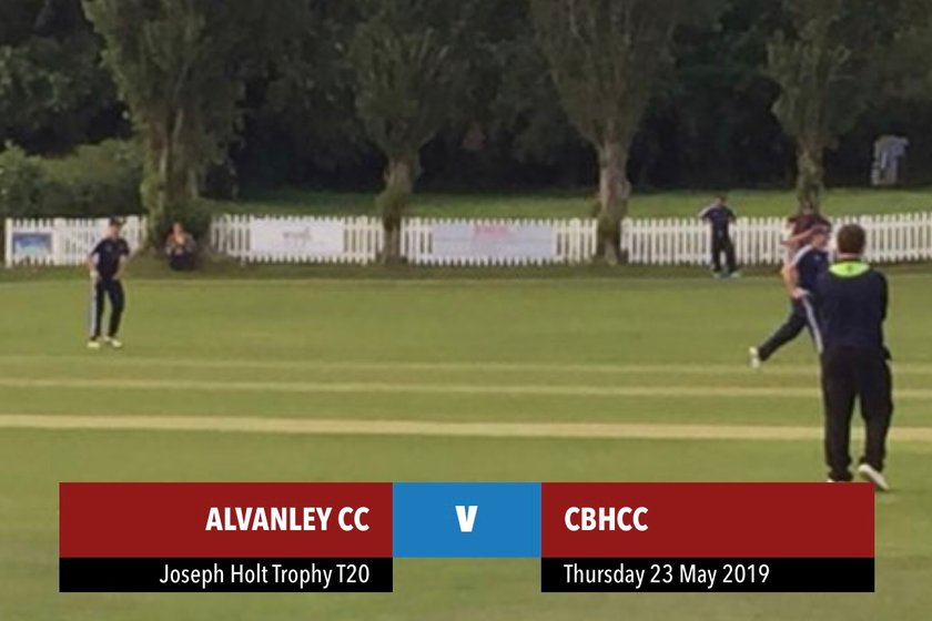 Back to T20 action on Thursday at Alvanley