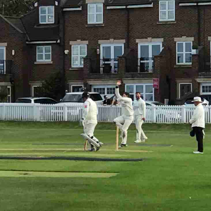 Chester back on top with Grappenhall win