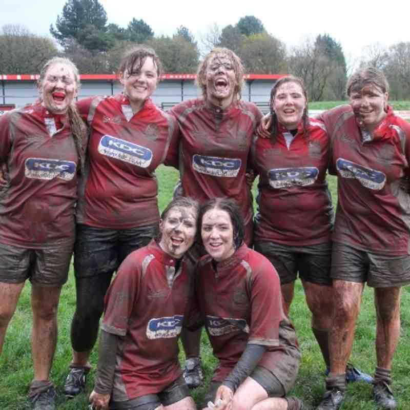 Manchester Girls U18s v Glossop Sunday 22nd April 2012