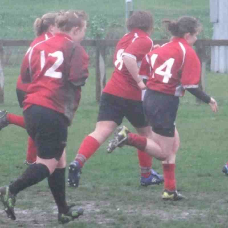 Worcester Girls 10sTournament Sunday 29th April 2012