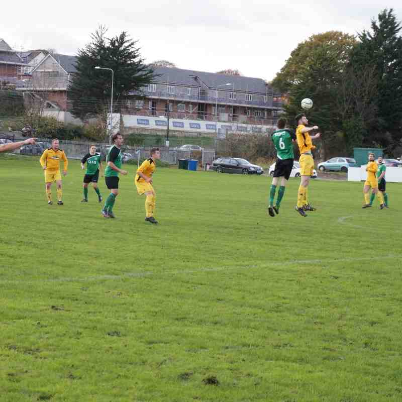 Greenfield v Llanberis, 21/11/15