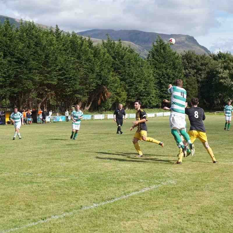 Llanberis v Glan Conwy, 14/08/2016
