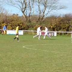 2nd Team v Nanpean - 4th April 2015