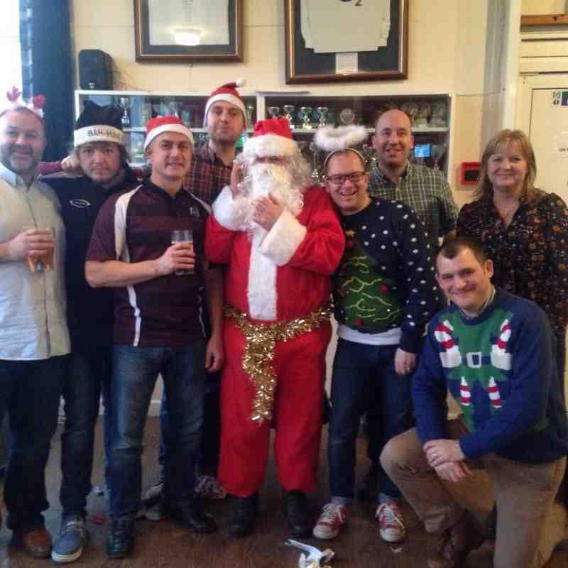 Beccs U8s Christmas Party 2015
