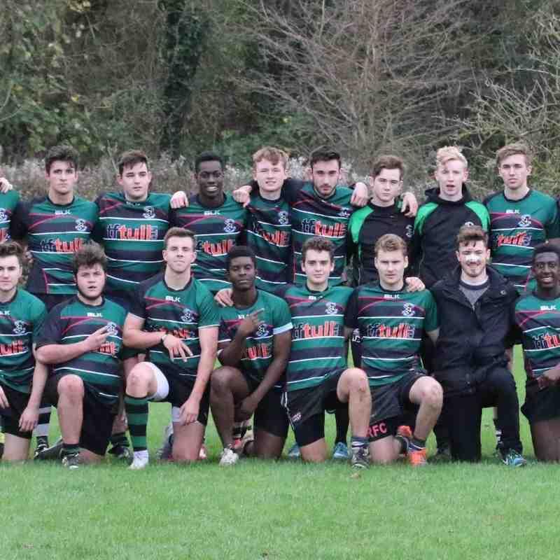 U18 Team Photo
