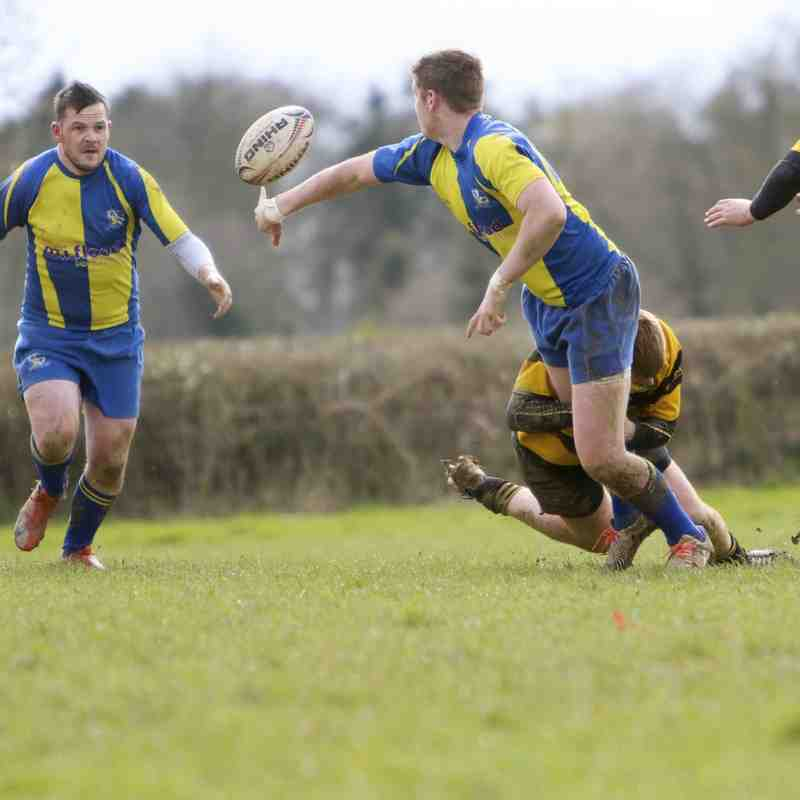 North Meath V Ratoath Senior XV 29/03/2015
