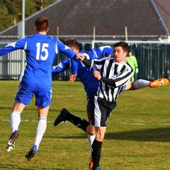 Strathspey Thistle v Fraserburgh 250217 (by Barry Walker)