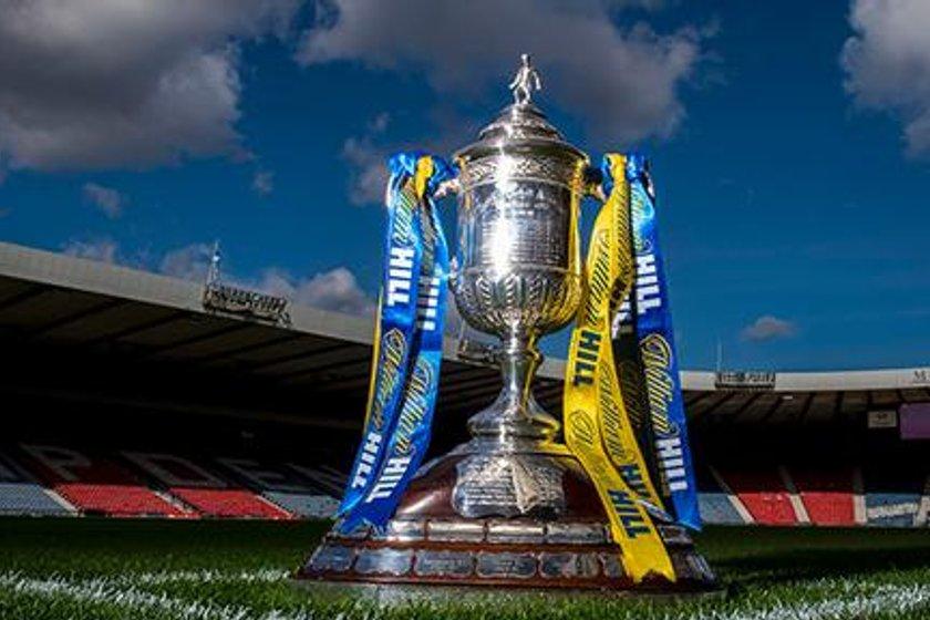 William Hill Scottish FA Cup 4th Round, Fraserburgh v Rangers