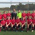 Ladies 1st beat Islington Borough Ladies 1 - 2