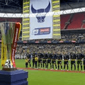 STONESFIELD STRIKERS - ANOTHER BIGGER DAY OUT to see Oxford United in the EFL Cup Final at Wembley Stadium on 2 April 2017.