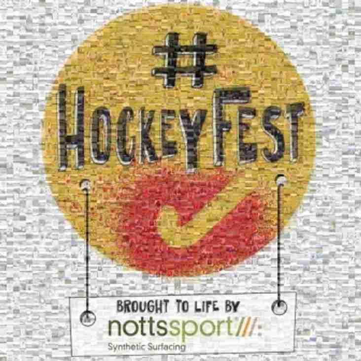 Hockeyfest tomorrow
