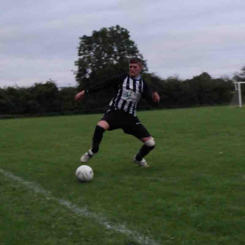 SCFC 1st Team v Brackley Sports 2008