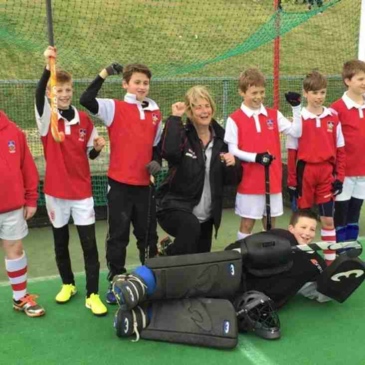 Sutton Boys Seal Superlative Season in Seriously Scintillating Style!‏