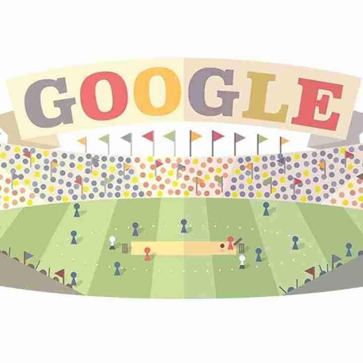 The best Google doodles celebrating cricket