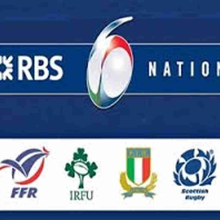 Televised 6 Nations Rugby and St Patrick's Day Celebrations at EalingCC