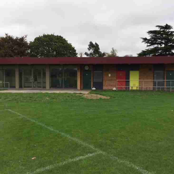 Popesfield Sports Ground available to hire.