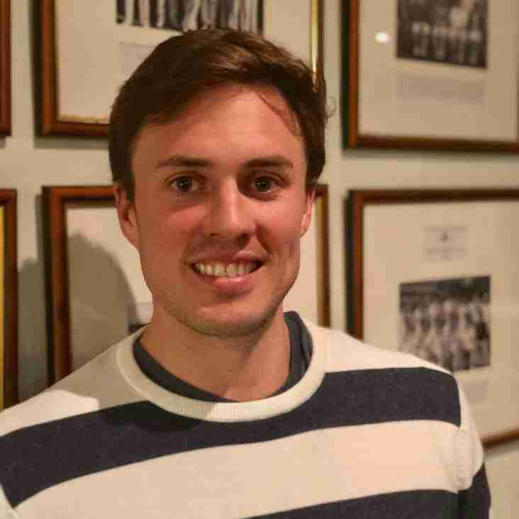 Appointment of Director of Cricket – Chad Barrett