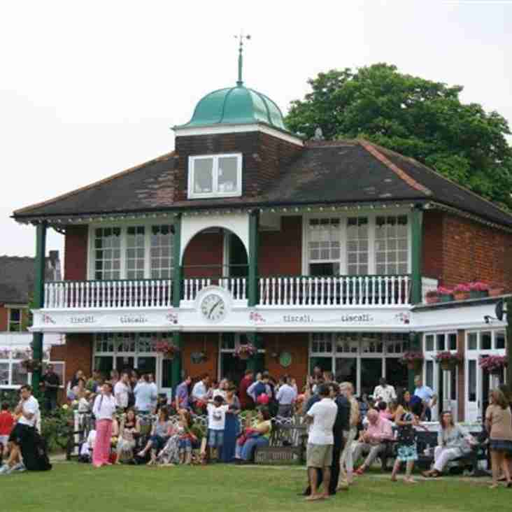 The End of Season Party at Ealing Cricket Club