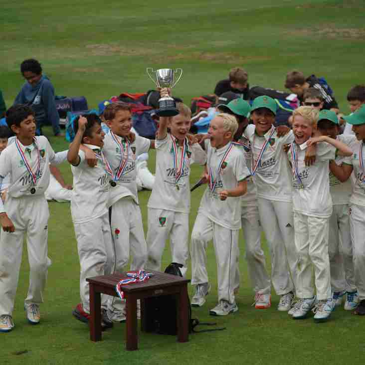 Huge Congratulations to the Ealing U10's
