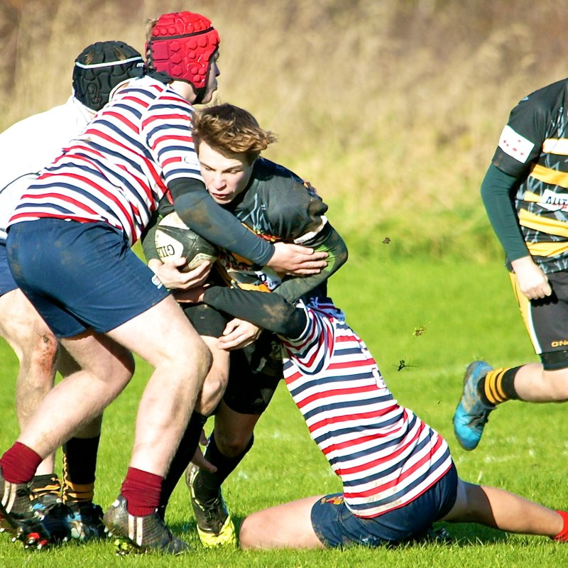 Helsby Northwich Barbarians Off to a Winning Start